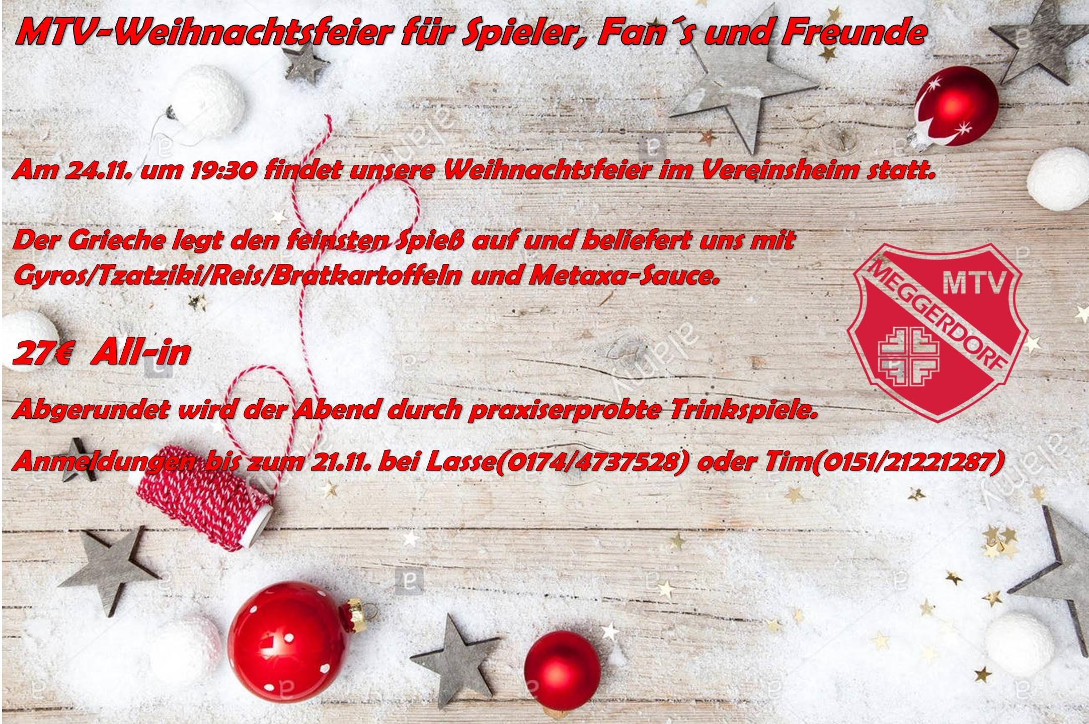 Weihnachtsfeier Geschichte.Home